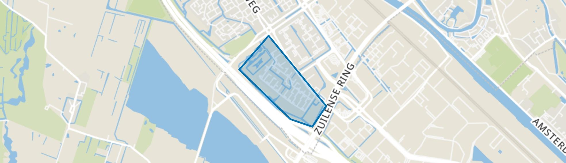 Boomstede, Maarssen map