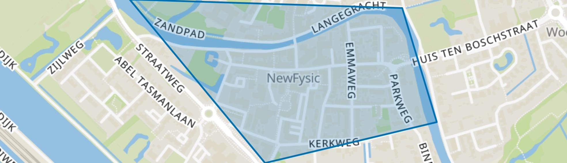 Centrum ten zuiden van de Vecht, Maarssen map