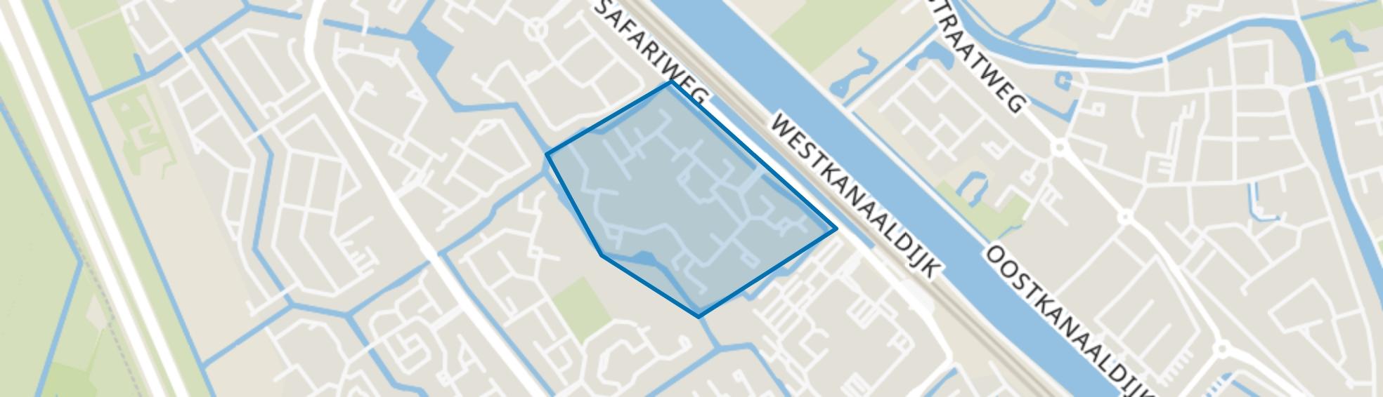 Kamelenspoor, Maarssen map