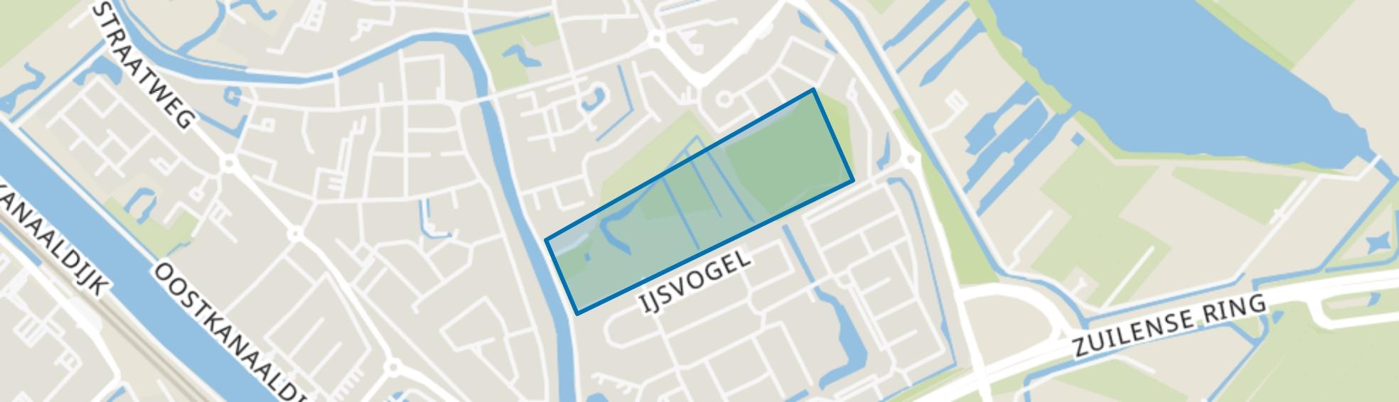 Park Vechtenstein, Maarssen map