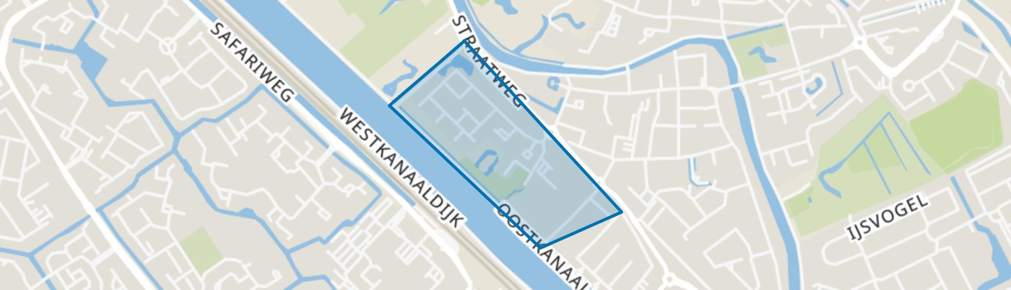 Reizende man, Maarssen map