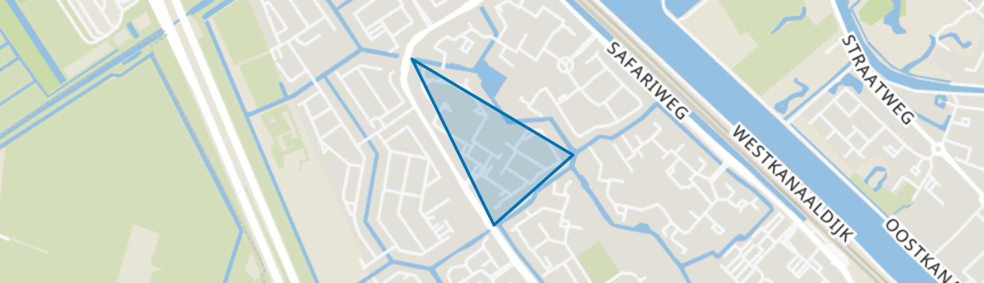 Spechtenkamp, Maarssen map