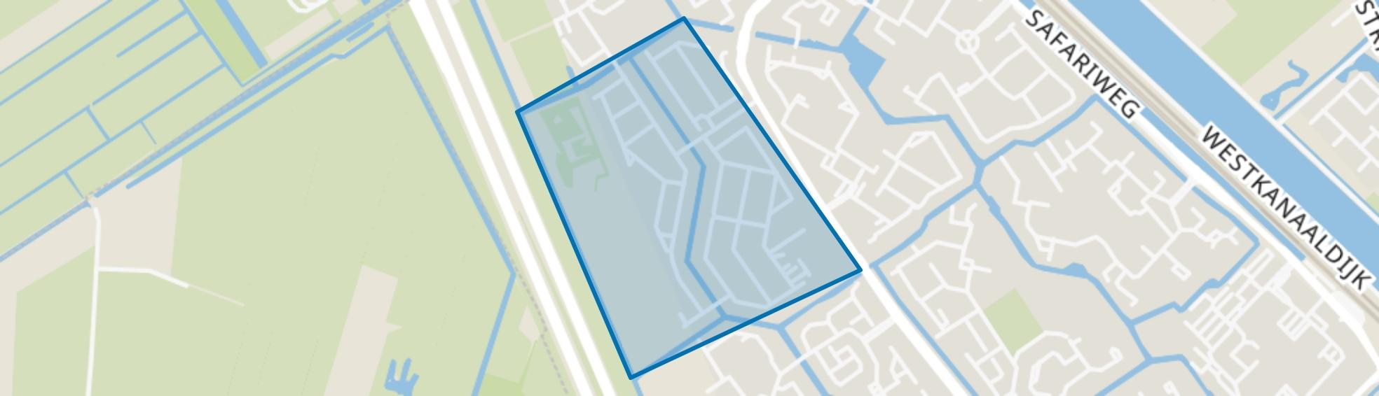 Valkenkamp, Maarssen map