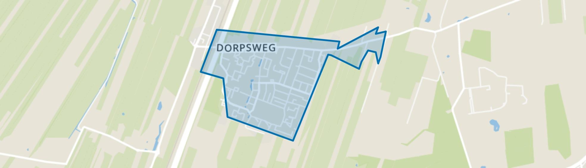 Maartensdijk Kern, Maartensdijk map