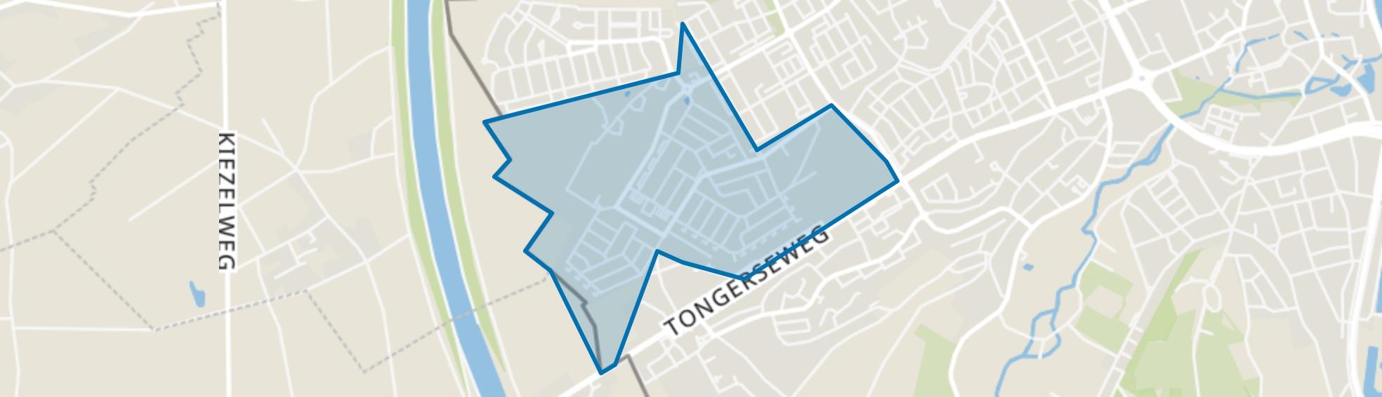 Daalhof, Maastricht map