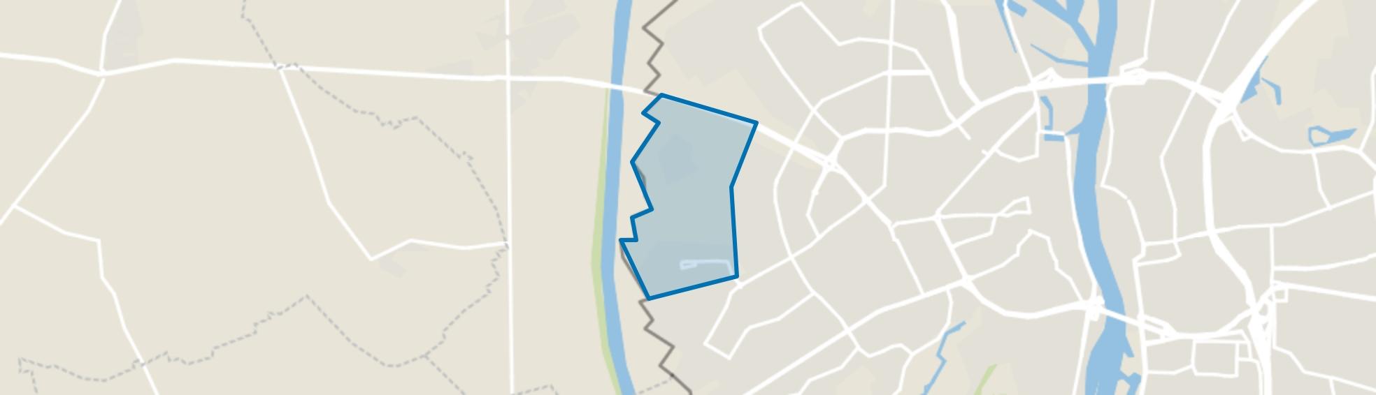 Dousberg-Hazendans, Maastricht map