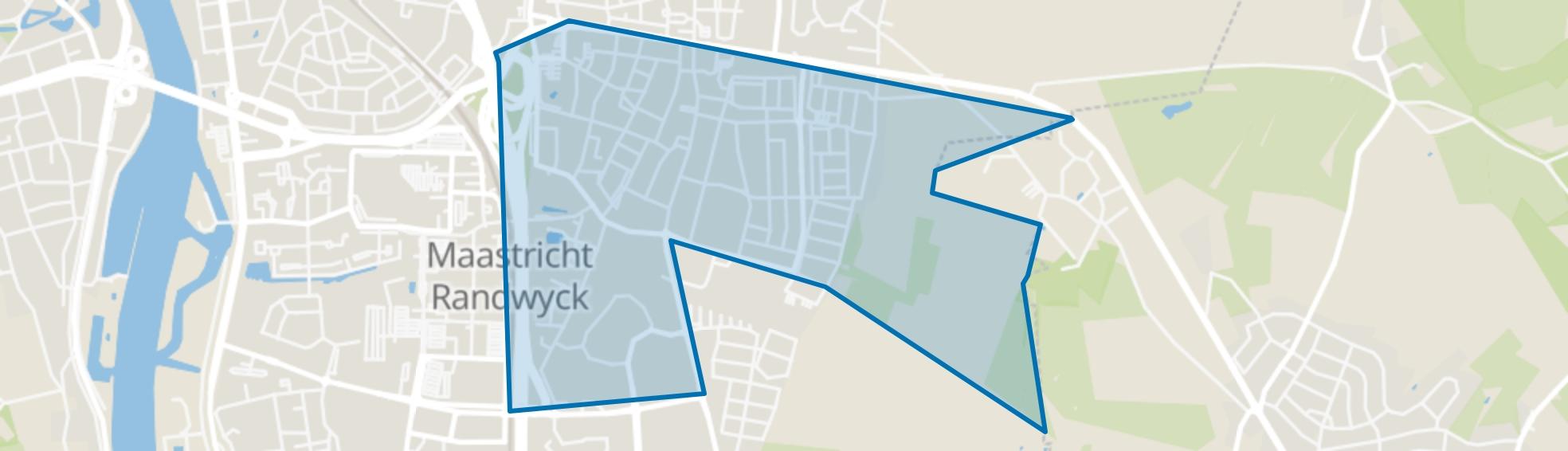 Heer, Maastricht map