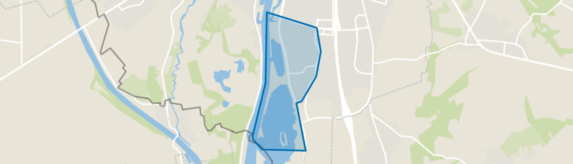 Heugem, Maastricht map