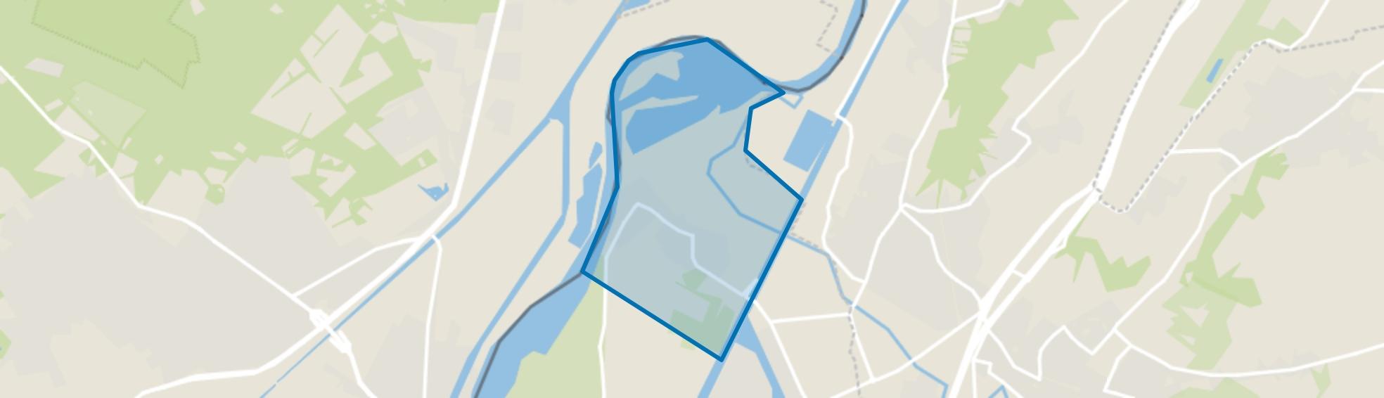 Itteren, Maastricht map