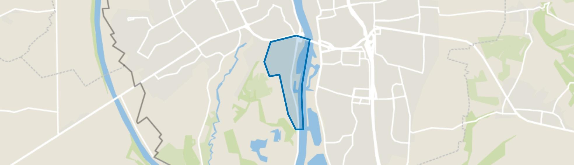 Villapark, Maastricht map