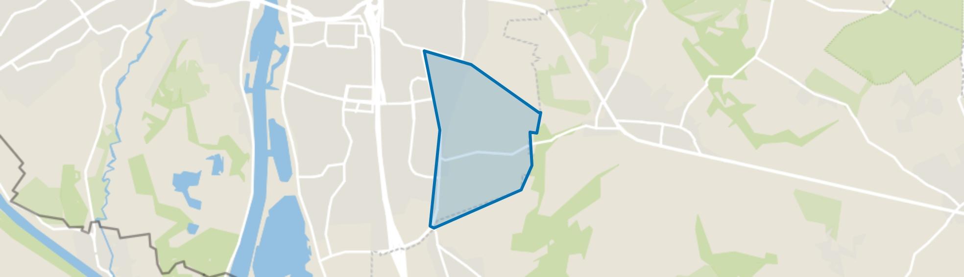 Vroendaal, Maastricht map