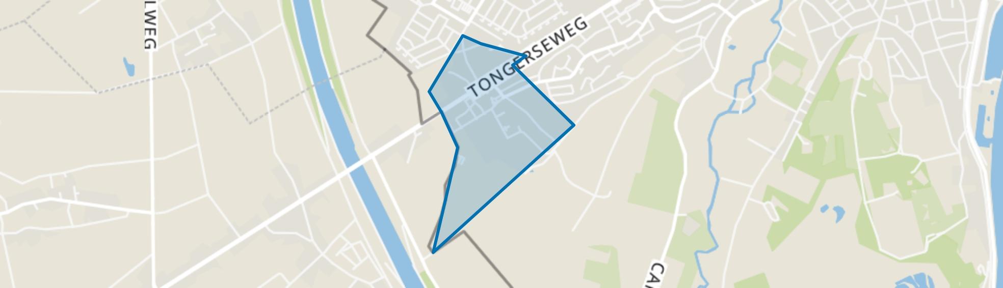 Wolder, Maastricht map