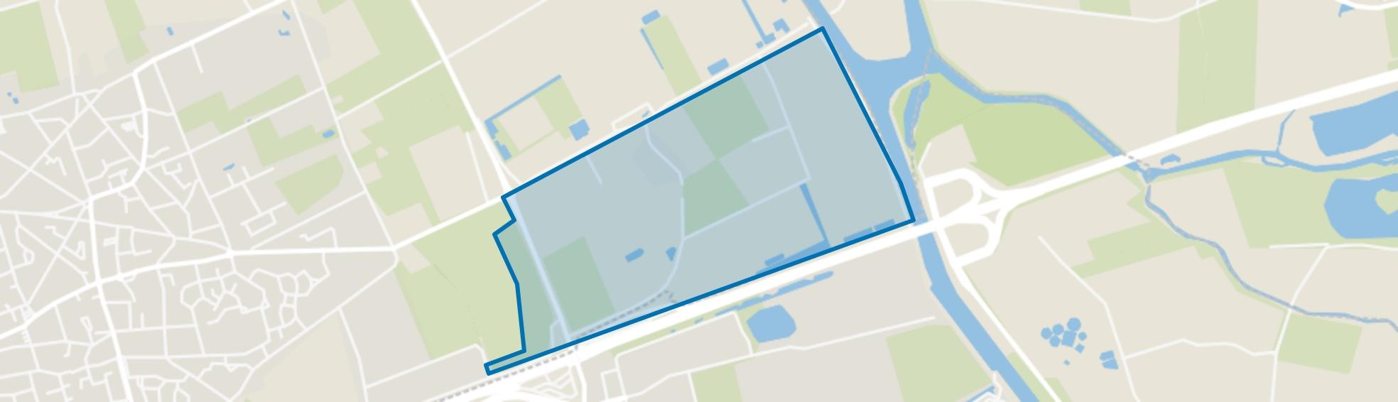 Tuinbouwgebied, Made map