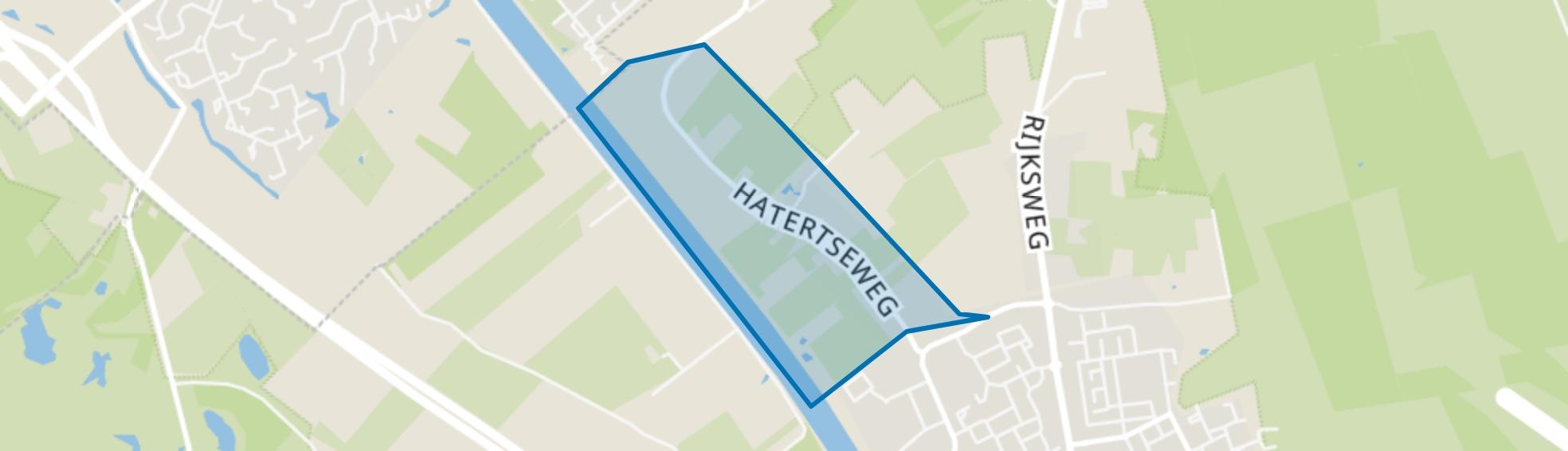 Broekkant en Droge, Malden map
