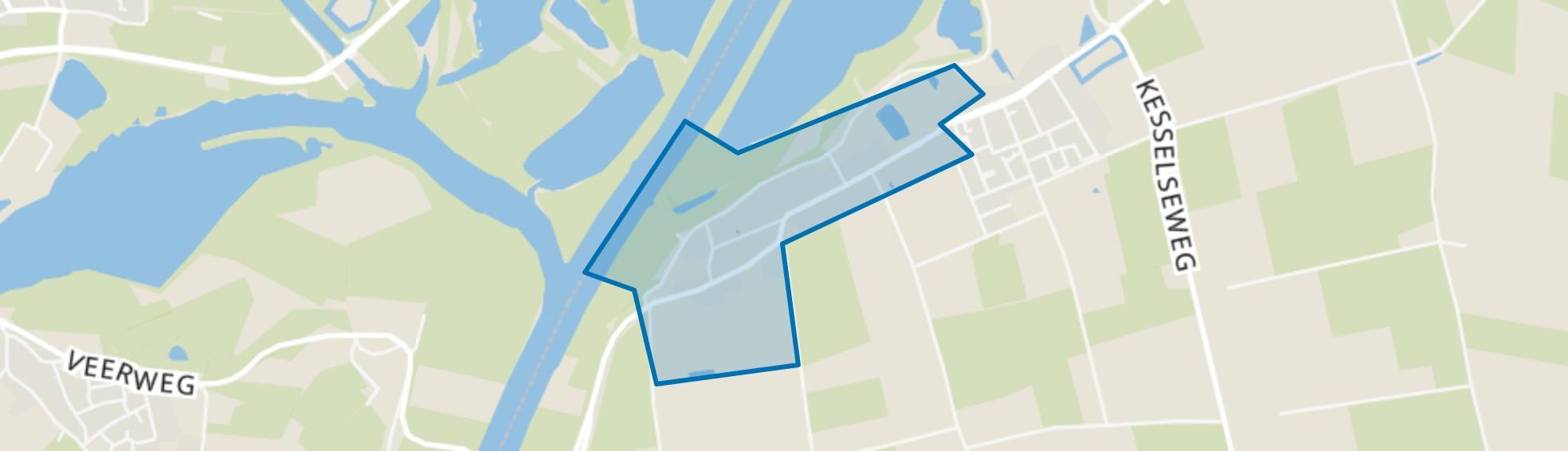 Maren, Maren-Kessel map