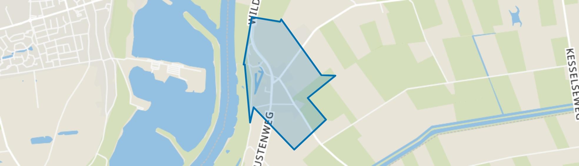 't Wild, Maren-Kessel map