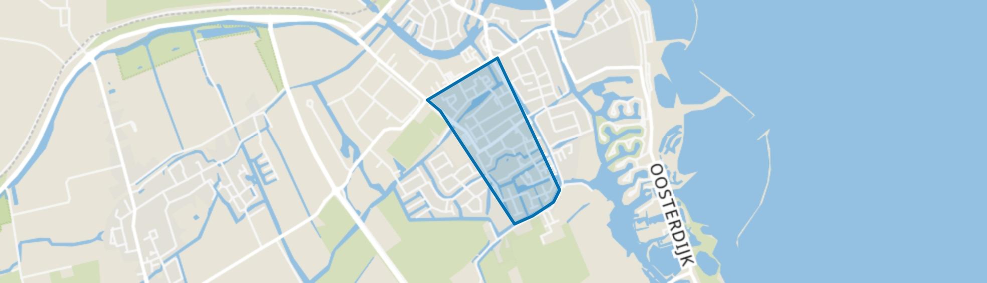Medemblik Randwijk en Gildenwijk, Medemblik map