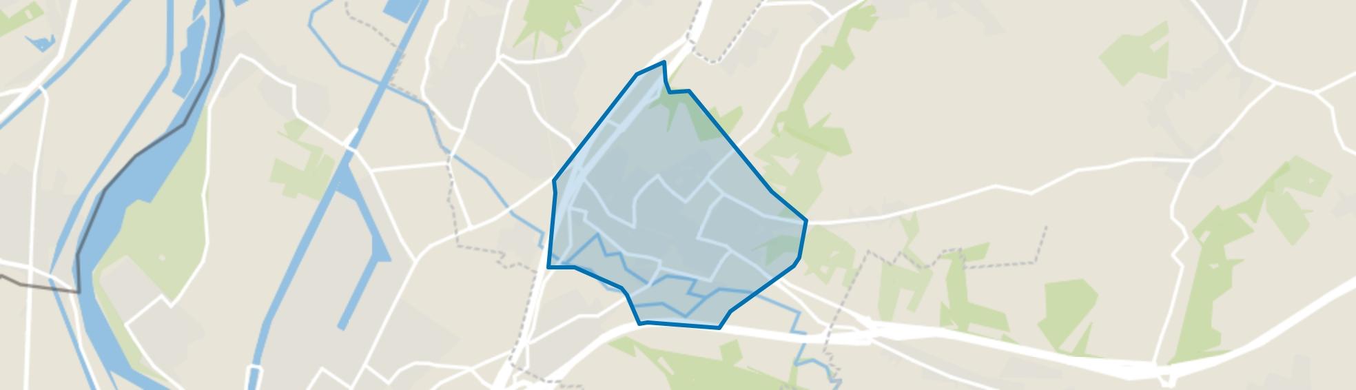 Meerssen, Meerssen map