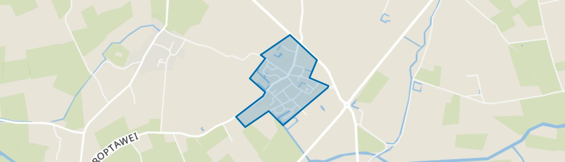 Metslawier, Metslawier map