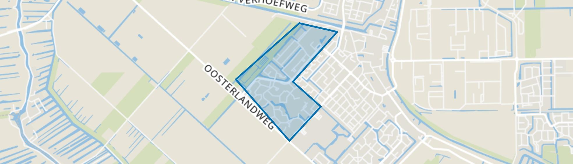 Twistvlied-Wickelhof, Mijdrecht map