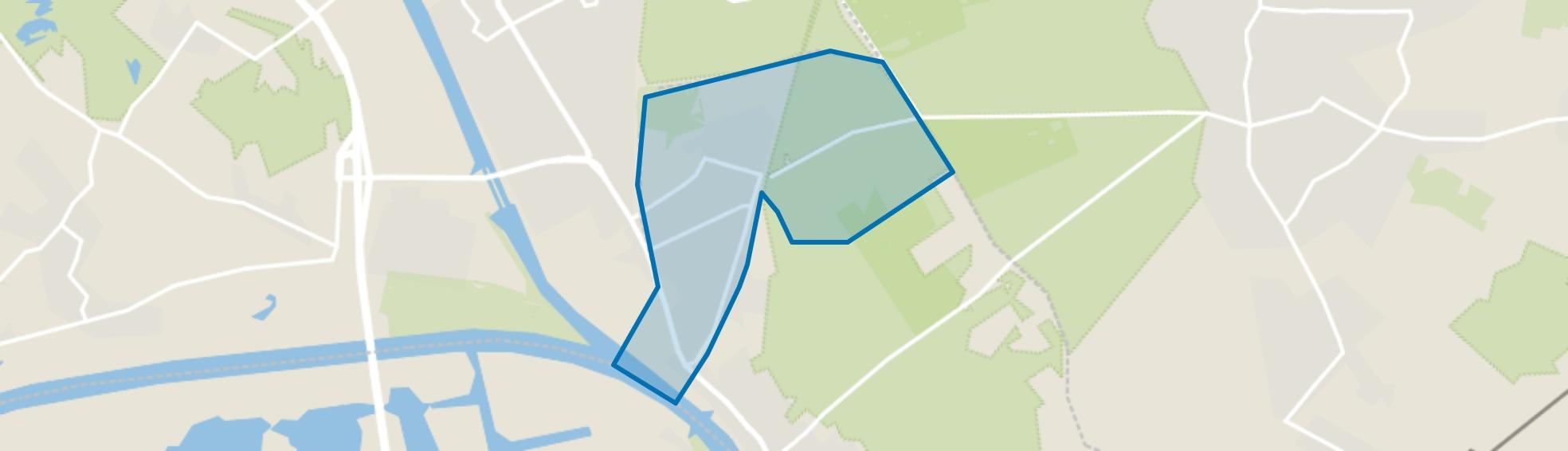 Molenhoek, Molenhoek map