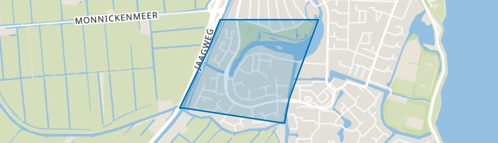 Ringshemmen, Monnickendam map
