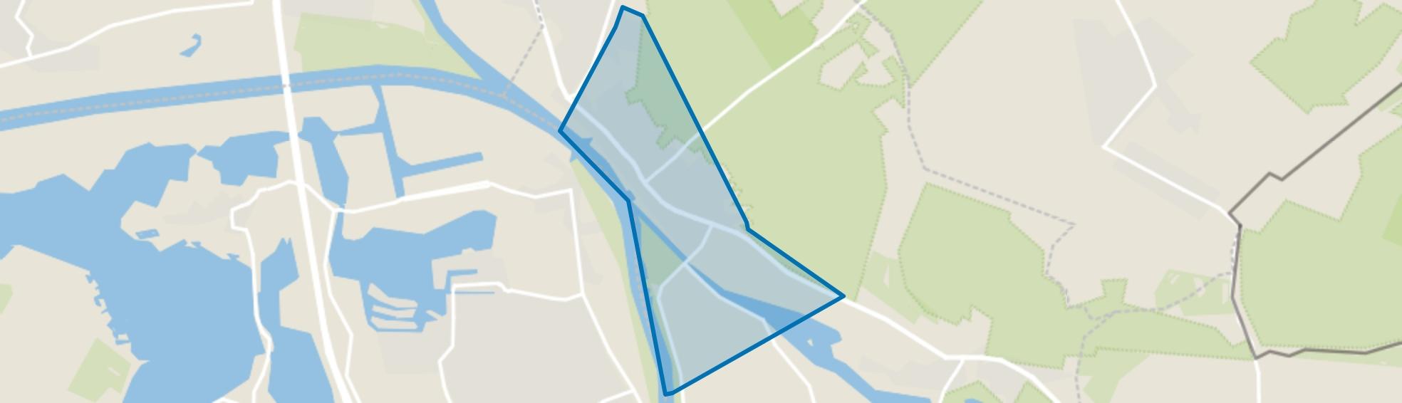 Mook, Mook map