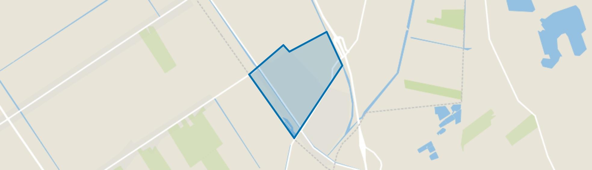Musselkanaal Centrum, Musselkanaal map