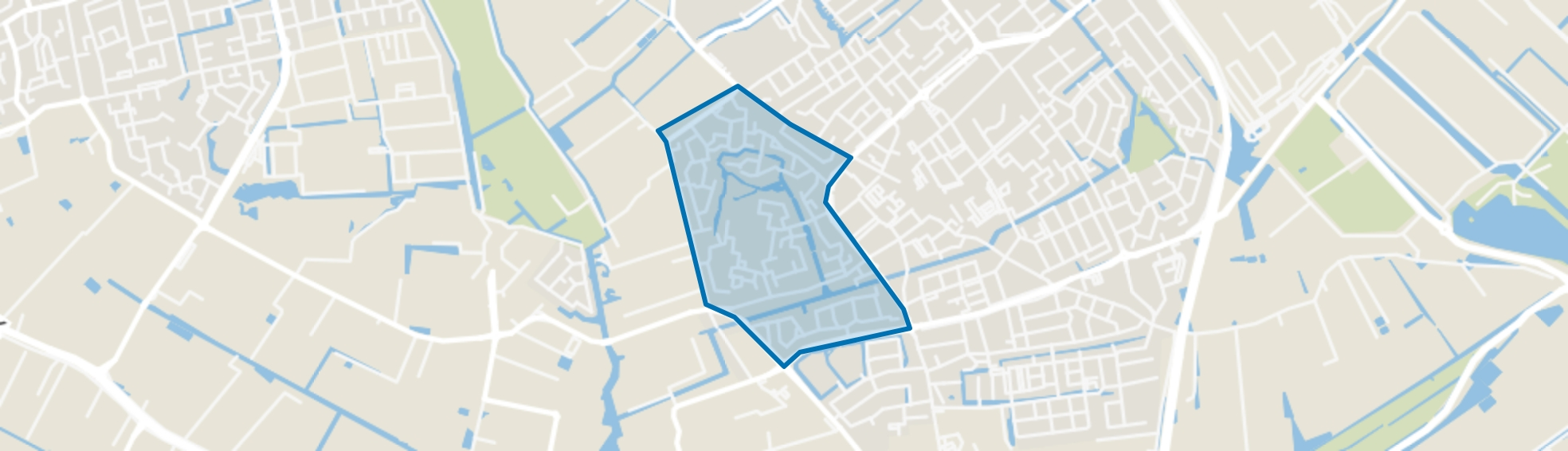 Opstal, Naaldwijk map