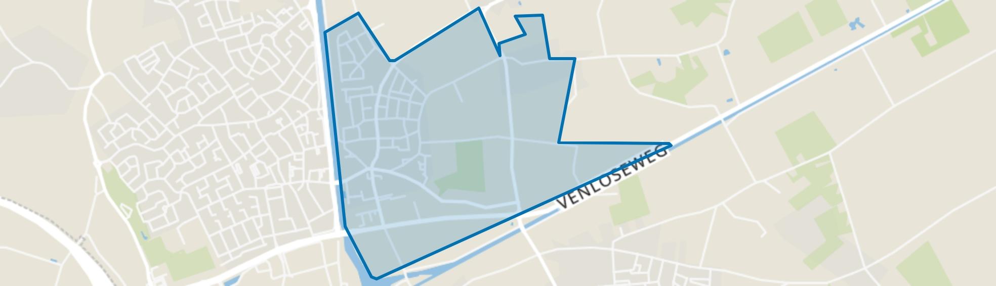 Budschop, Nederweert map