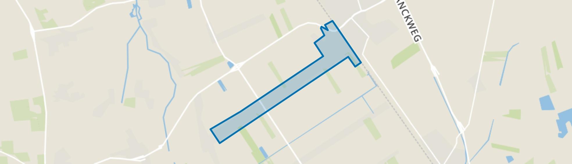 Nieuw-Buinen, Nieuw-Buinen map