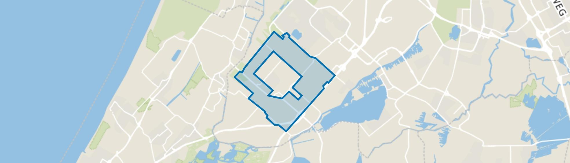 Nieuw-Vennep Omgeving, Nieuw-Vennep map
