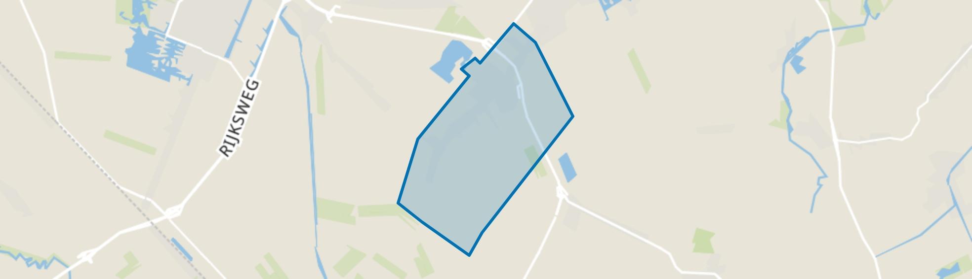 Nieuwe Pekela, Nieuwe Pekela map