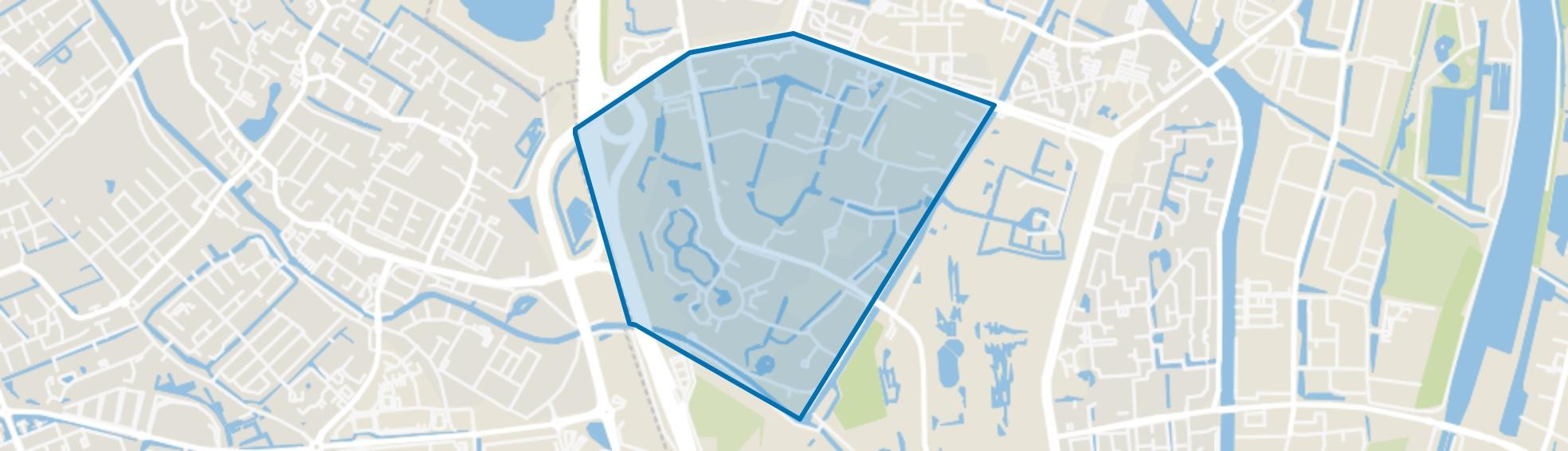 Doorslag, Nieuwegein map