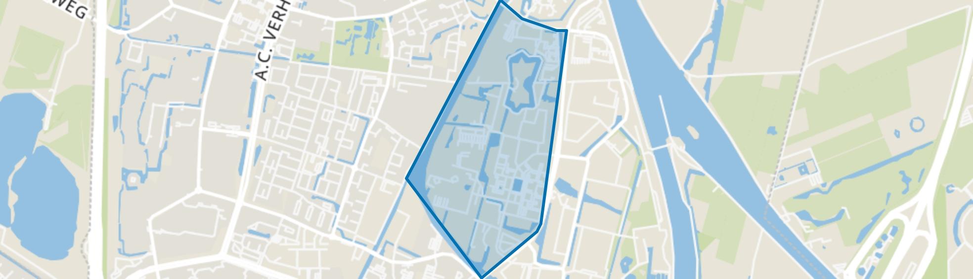 Rijnhuizen, Nieuwegein map
