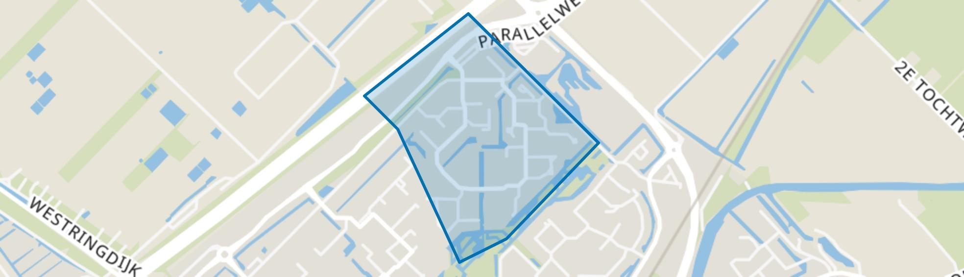 Zuidplas Kruiden, Nieuwerkerk aan den IJssel map