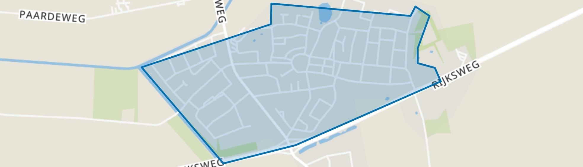 Nieuwerkerk, Nieuwerkerk map