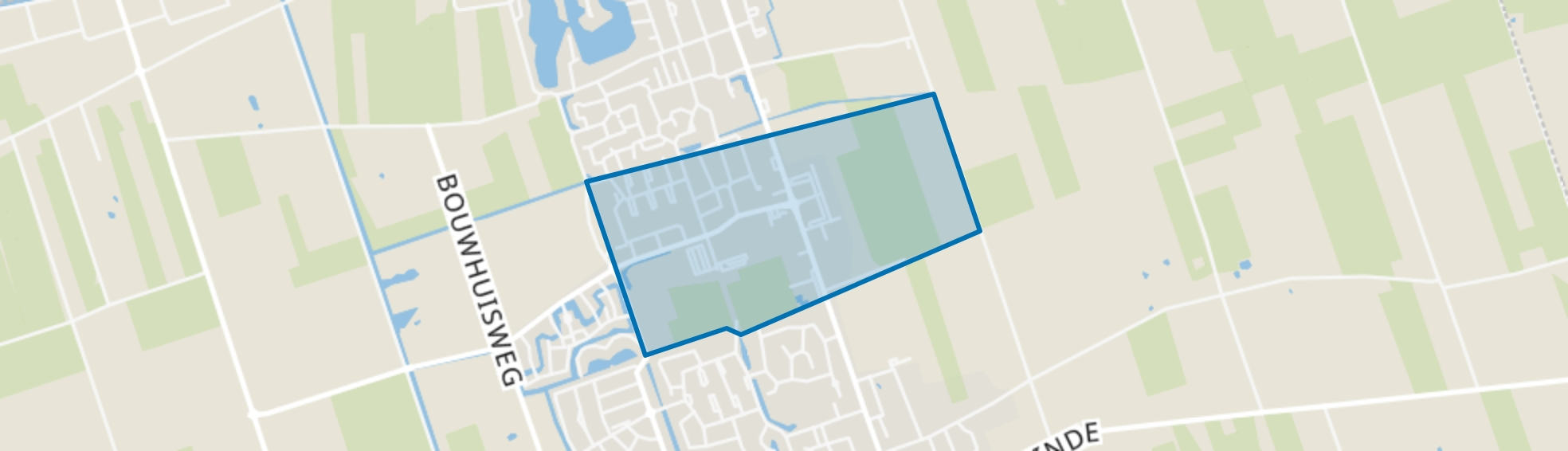 Nieuwleusen Centrum-noord, Nieuwleusen map