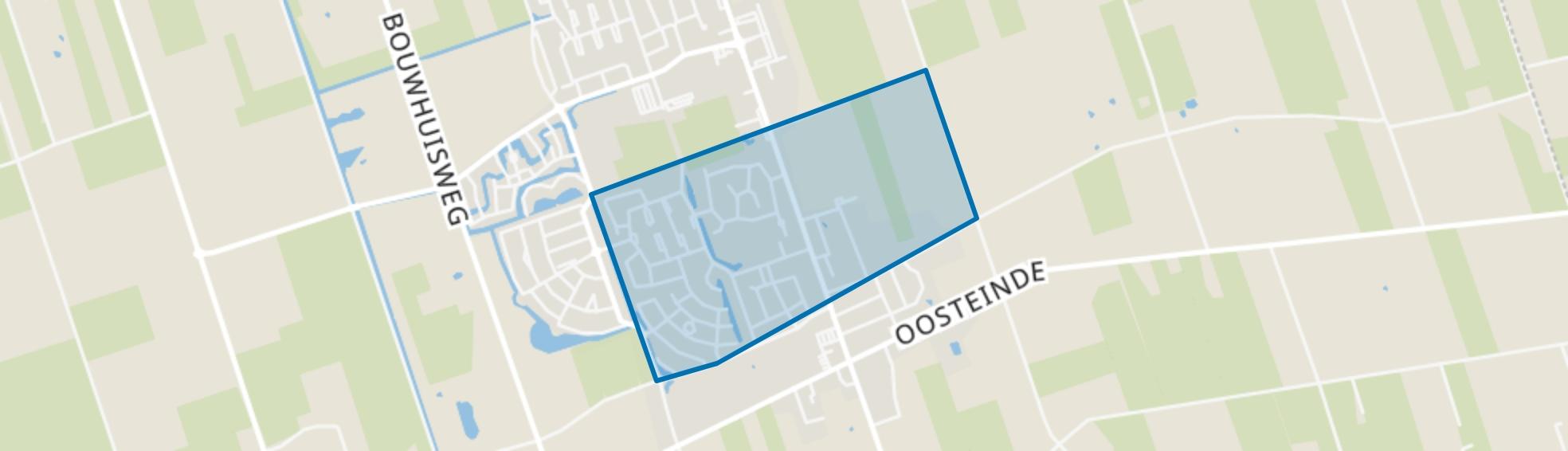 Nieuwleusen Centrum-zuid, Nieuwleusen map