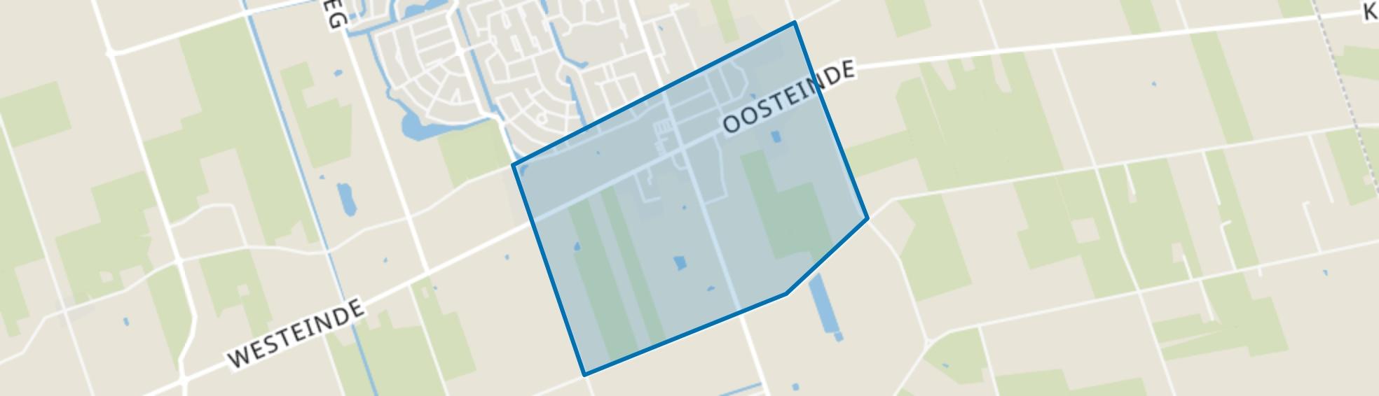 Nieuwleusen Zuid, Nieuwleusen map
