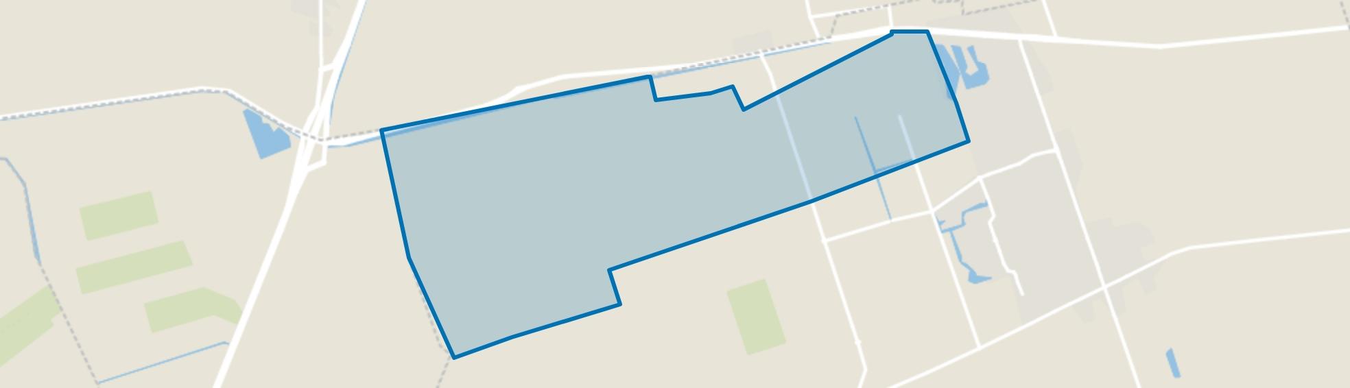 Verspreide huizen De Meele, Nieuwleusen map