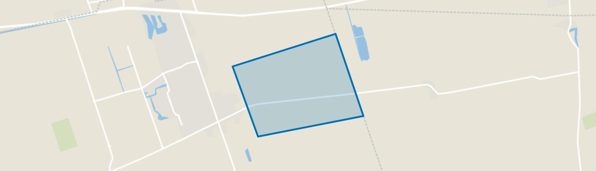 Verspreide huizen Oosteinde, Nieuwleusen map