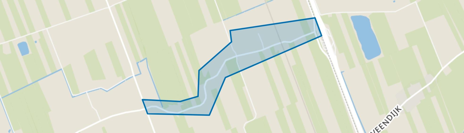 Nijeveense Bovenboer, Nijeveen map