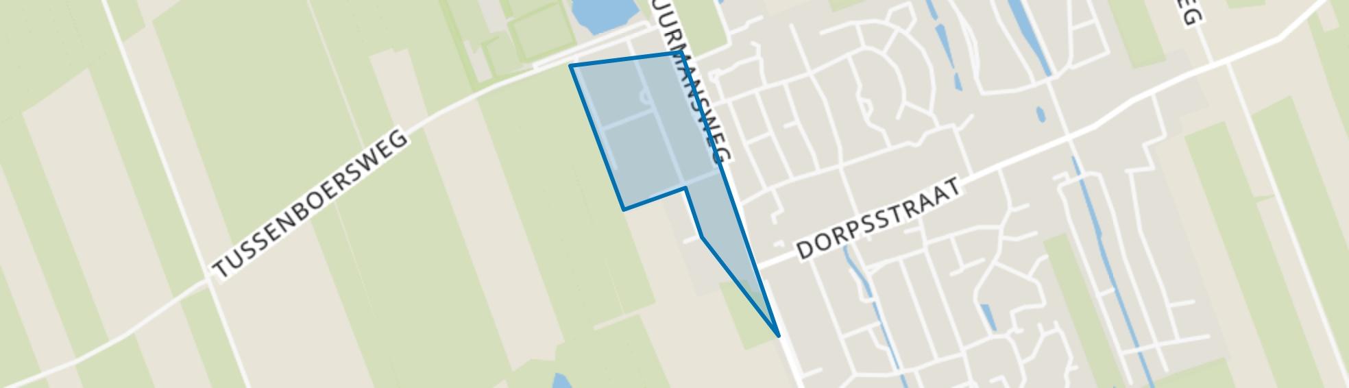Spijkerserve, Nijeveen map