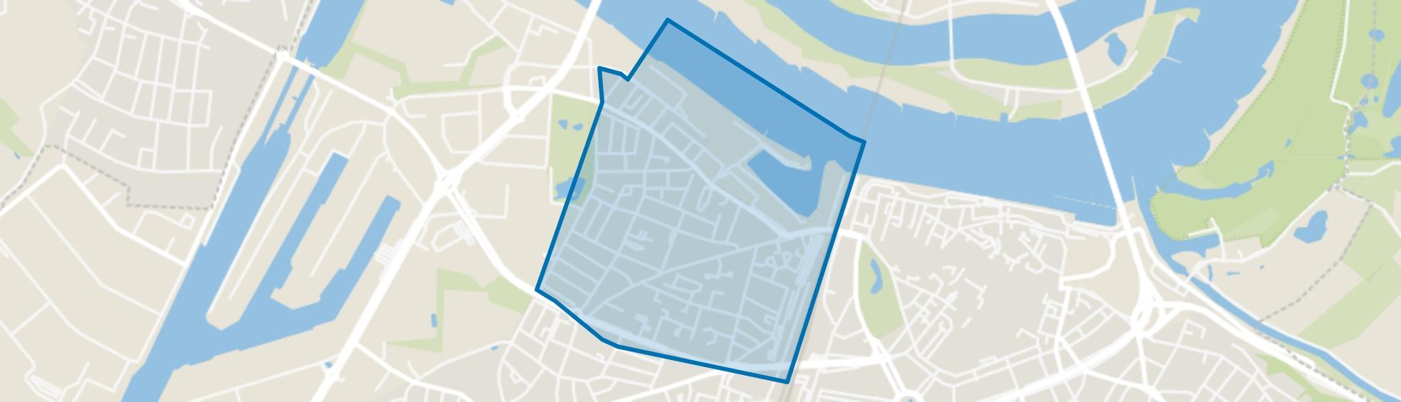 Biezen, Nijmegen map
