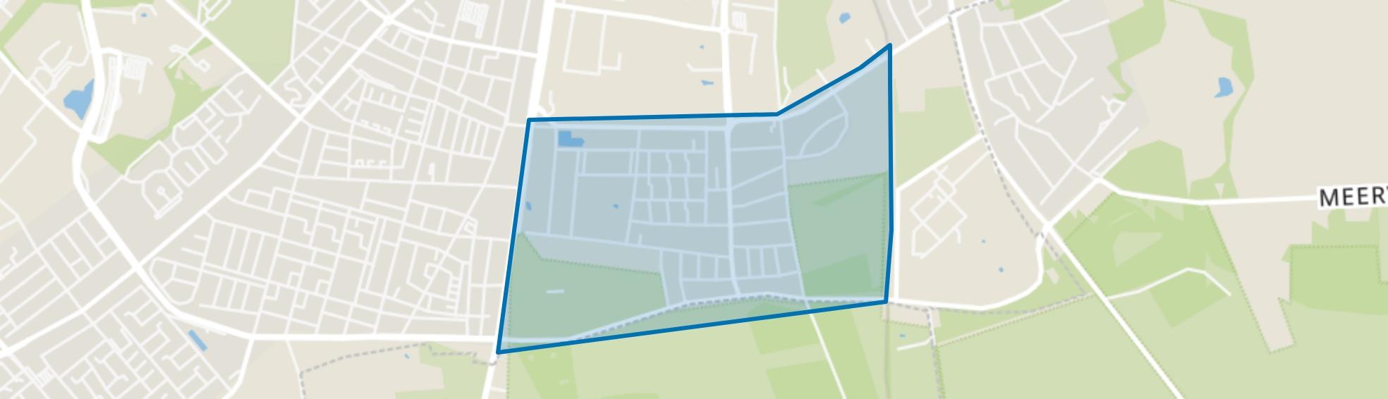 Brakkenstein, Nijmegen map