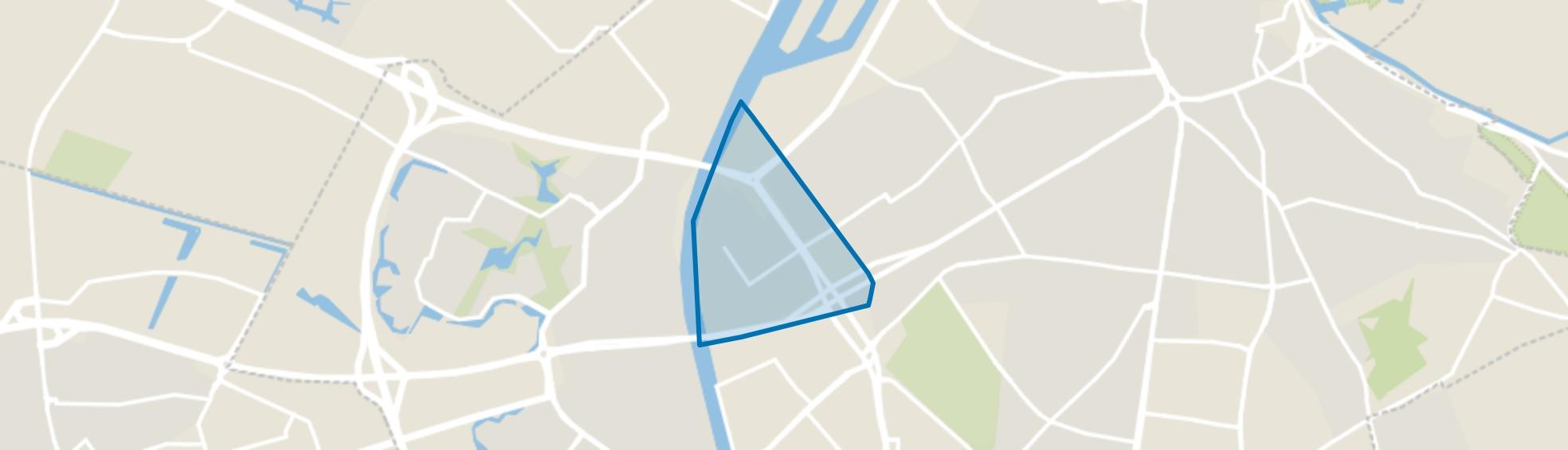 Neerbosch-Oost, Nijmegen map