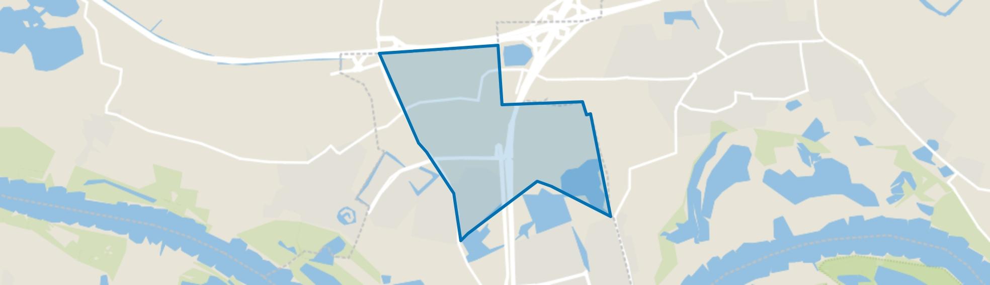 Ressen, Nijmegen map