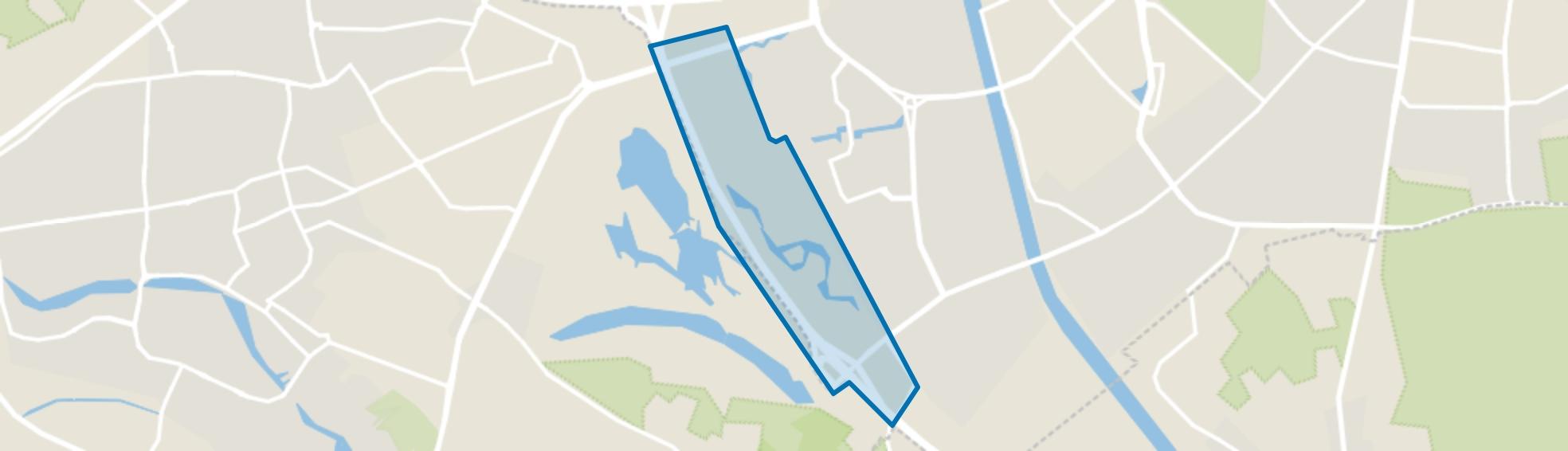 Staddijk, Nijmegen map