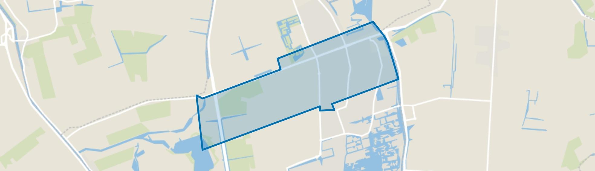 Noord-Scharwoude, Noord-Scharwoude map